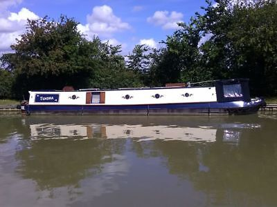 Beautiful Hand crafted 50ft trad narrow boat