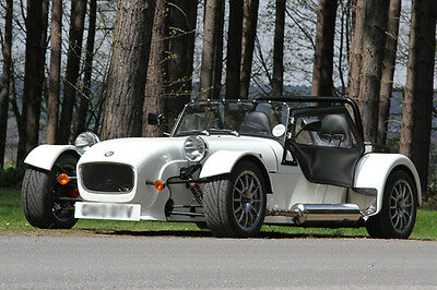 GBS Zero.175 Calibre Factory Built Sports Car - Powered by Ford 2L Zetec 150Bhp