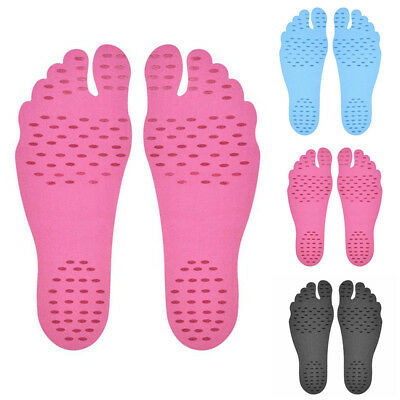 Foot Stickers Shoes Stick on Soles Sticky Waterproof Adhesive Feet Pad Foot Care