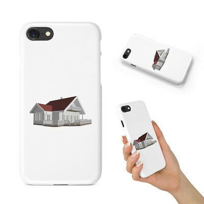House Hard Phone Case Cover For Apple Iphone