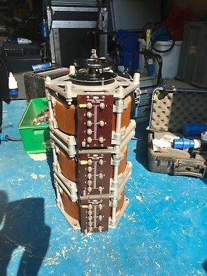 Zenith Electric Variable Transformer Type V30H 63