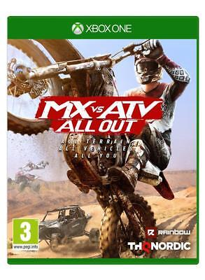 MX vs ATV All Out Xbox One Neuf sous Blister