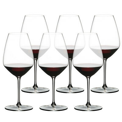 NEW Riedel Extreme Shiraz Pay 4 Get 6 Pack