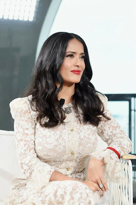 SALMA HAYEK  ~ festival CANNES 2018 -  PHOTO 10X15 - 005
