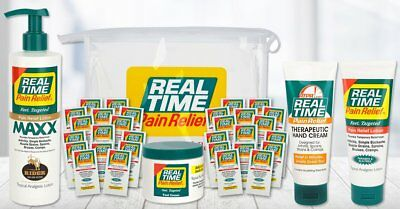 Real Time Pain Relief Value Combo Pack