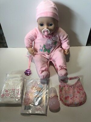 Zapf Creation Baby Anabelle 1