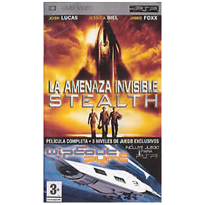 Stealth la Amenaza Invisible UMD