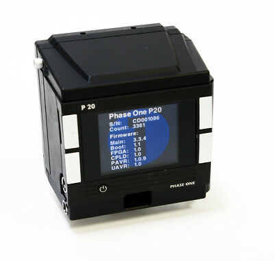 Phase One P20 Hasselblad V Fit Kit