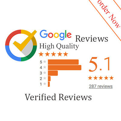 6x Google Reviews For Business Real 5 Star Positive Reviews From Real People