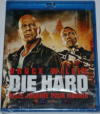 BLU-RAY DIE HARD - BELLE JOURNEE POUR MOURIR neuf sous blister