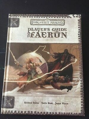 Players Guide to Faerun - Forgotten Realms