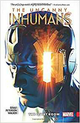 Uncanny Inhumans Vol. 2: The Quiet Room, Charles Soule, Brandon Peterson, Excell
