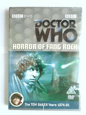 Doctor Who - Horror Of Fang Rock (DVD, 2005) New & Sealed  DW-GH