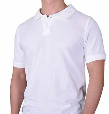 Father's Day Sport Or Work Men's Or Boys Basic Collar Short Sleeve Polo Shirts