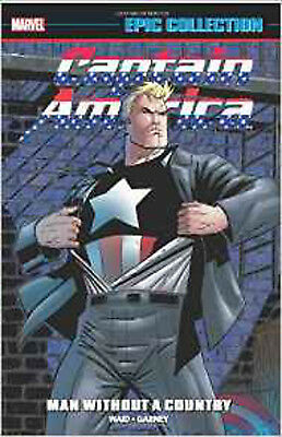 Captain America Epic Collection: Man Without a Country (Epic Collection: Captain