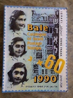 Bale Catalogue of Israel Postage Stamps 1990 (15th Edition)
