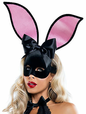 Velvet Starline Playtime lapin Black Mask