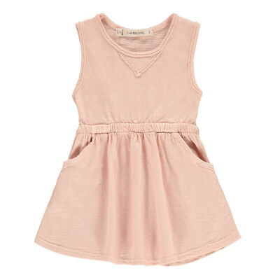 1 + In The Family Isaura Solid Slub Dress baby (Retail Price $48)