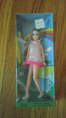 Topper VINTAGE 1970 Dawn's Friend ANGIE DOLL Rare BOXED & SEALED