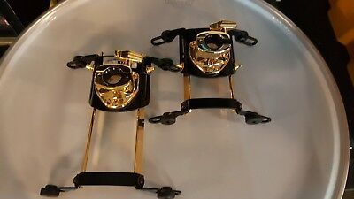 Pearl Optimount Opt-1112-G Plus Opt-0708-G Gold Supension System Tomhalter Mount