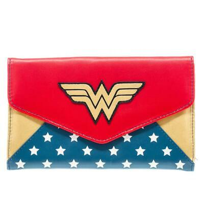 DC Comics Wonder Woman Envelope Wallet