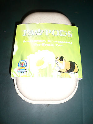 Paw Pods Eco-Friendly Pet Buriel Pod