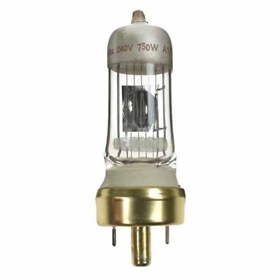 A1/256 240V 750W Projector Bulb G17T-7 Base