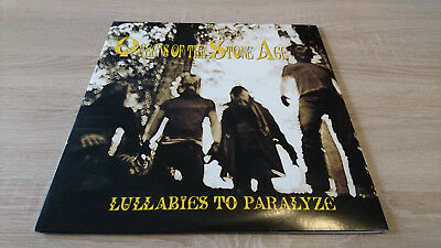 Queens Of The Stone Age - Lullabies To Paralyze - Limited Vinyl - Kyuss