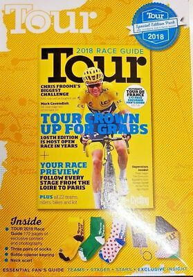 2018 Official Tour de France Special Edition Pack.....new & sealed