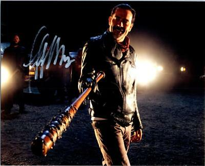 Jeffrey Dean Morgan signed 8x10 Photo Picture and COA Great Photo