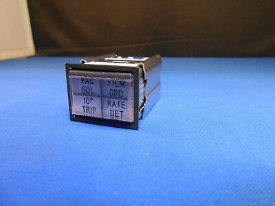 6679-117-71 Eaton Switch/light Ind. Green W/ Blk Legend   New Old Stock