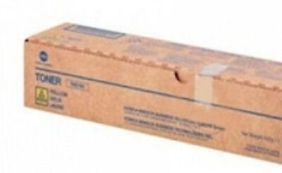 Konica Minolta Bizhub C220 C280 C360 A11G230 TN319Y YELLOW Toner Cartridge NEW