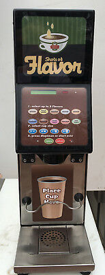 Commercial CAPPUCCINO creamer dispenser 10 flavors..NSF..WORKS super clean