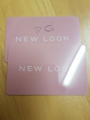 £76.56 new look gift cards