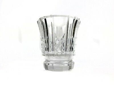 1920 ART DECO Antique Cut LARGE St. Louis Vase French Crystal baccara Victorian