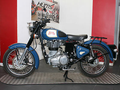 2016 '65 Royal Enfield Bullet Classic 500 Efi. Heated Grips, Great Value £2,995