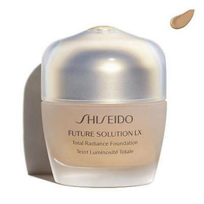 Shiseido Future Solution LX Total Radiance Foundation Golden 3 30ml
