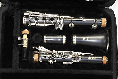 Yamaha YCL 250 Clarinet in Hard Case - Used, A Gem, 6 Month Warranty