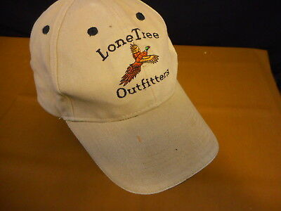 premium selection 905ab 1ea1f Lonetree Outfitters Pheasant Hunting Adult Hat Baseball Cap Hat used  strapback