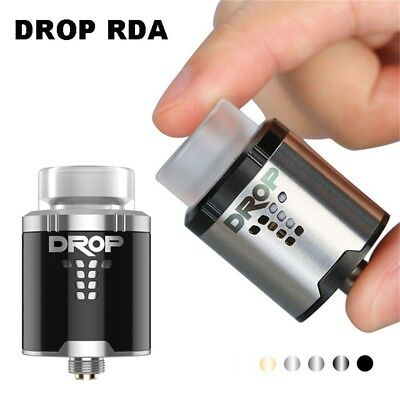 Hot DROP RDA Tank Atomize with BF Squonk 510 pin 810 Drip Tip 510 thread 24mm