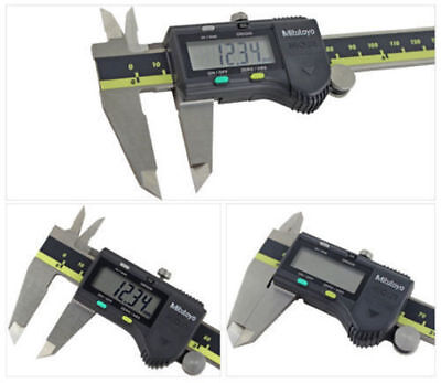 New Mitutoyo Caliper 500-196-20/30 150mm Absolute Digital Digimatic Vernier