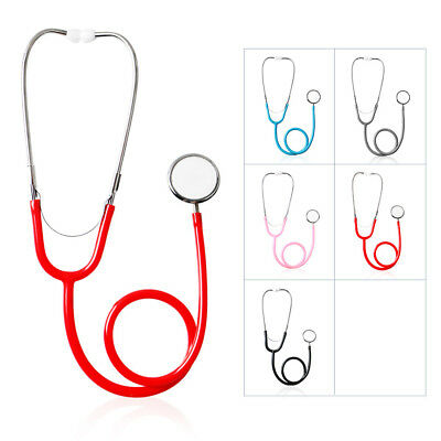 Special Soft design Lightweight 5 Colors Cardiology Stethoscope Double PVC Tube