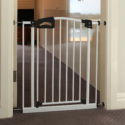 """""""BRAND NEW"""" Child Safety Secure Handle Pressure Mounted Baby Gate"""