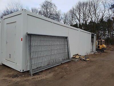 Bürocontainer, Wohncontainer, Kiosk, Container, Containeranlage, Raummodul,