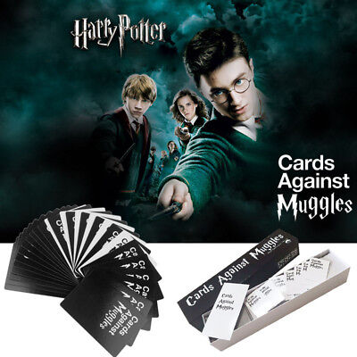 ☀Cards Against Muggles - Harry Potter Versioin of Cards Against Humanity Game☀