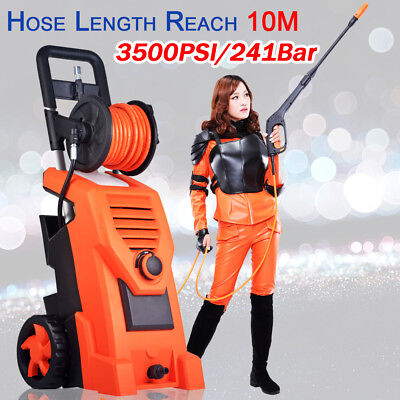 Professional High Pressure 3200W Electric Washer Water Cleaner Pump Cleaning AU