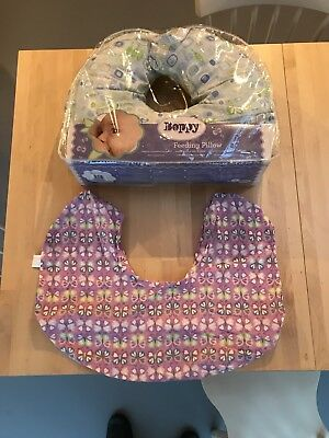 Chicco Boppy Feeding and Nursing Support Pillow with extra cover