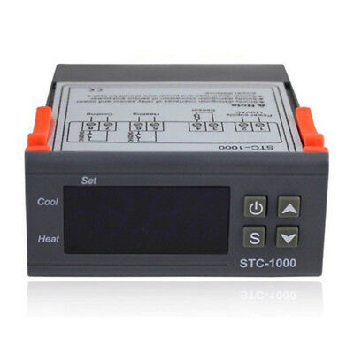 Thermostat SO2 STC-1000 Temperature Controller Convenient Chiller STC Durable