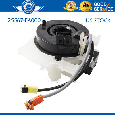 25567-EA000 Spiral Cable Clock Spring Airbag For Nissan Frontier Pathfinder New