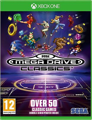 SEGA Mega Drive Classics (Xbox One) New & Sealed UK PAL Free UK Postage
